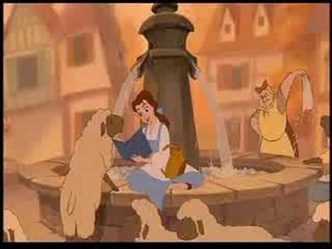 Beauty and the Beast-Belle-(French)