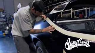 West Coast Customs - Masking a Perfect Stripe