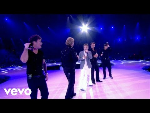 De Toppers - Boyband Medley (Toppers In Concert 2010)