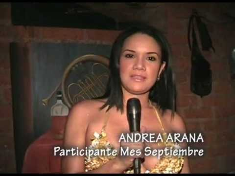 Q`hubo Bombon | Andrea Arana - 03 Septiembre 2012