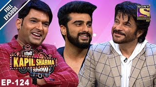 The Kapil Sharma Show - दी कपिल शर्मा शो - Ep - 124 - Fun With Team Mubarakan - 30th July, 2017