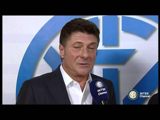 LE PAROLE DI WALTER MAZZARRI POST INTER - ST. ETIENNE