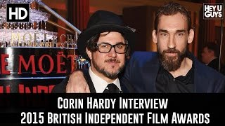 The Woods Director Corin Hardy Interview - The 2015 British Independent Film Awards