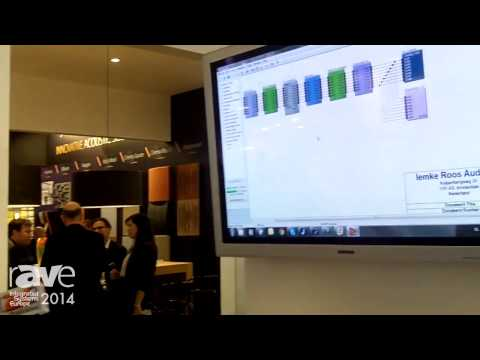 ISE 2014: Symetrix Talks About Solus Stand-Alone DSP