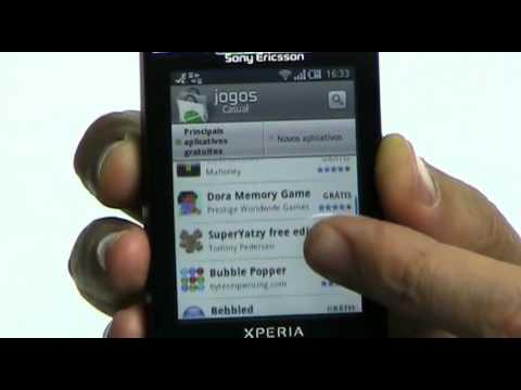 Sony Ericson Xperia X10 Mini - Produtopia