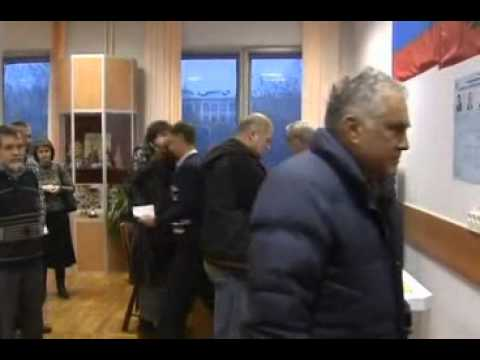 Vladimir Putin wins Election