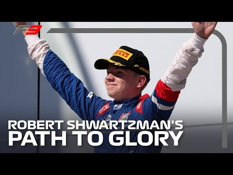 Robert Shwartzman's Road To Formula 3 Glory