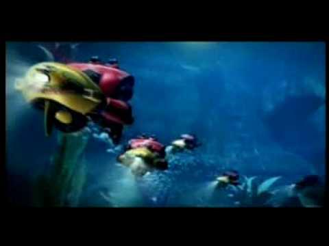 Crazy Frog Underwater video