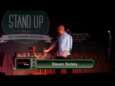 Steven Slutsky - Stand Up @ Havana music club