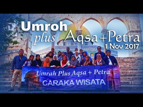 Youtube umroh plus aqsa