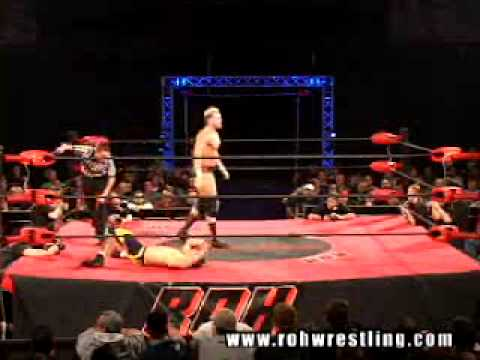 ROH T.J. Perkins vs. Nigel McGuinness Music Videos