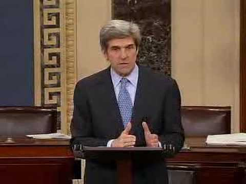 Senator John Kerry's Press Conference on Iraq, 2/6/07, 3