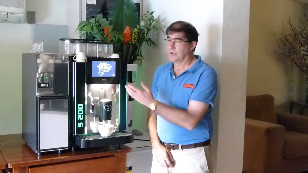 how to make hot chocolate in a coffee machine