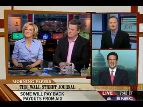 Lawrence O'Donnell Reduces Eric Cantor To Babbling