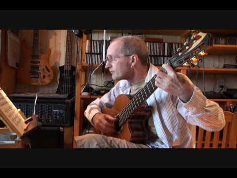 Claude Sirois Matteo Carcassi Lesson in E Major