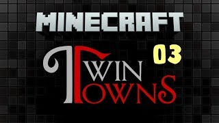 Minecraft Twin Towns 03 - Sand Sea