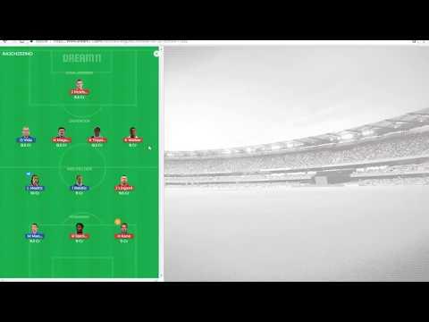 Cro Vs Eng Dream11, England vs Croatia semi final world cup 2018 , Dream11 Teams
