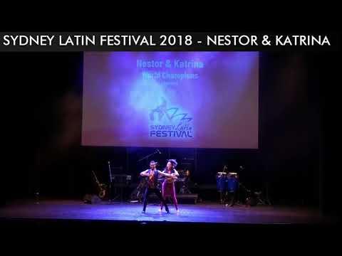 SYDNEY LATIN FESTIVAL 2018 - NESTOR & KATRINA