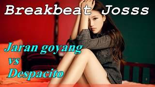 download lagu Dj Jaran Goyang Vs Despacito Super Bass 2018 gratis