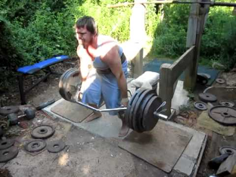 Deadlift workout trap bar 600 low handles PR Image 1