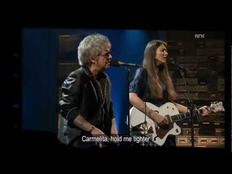 Casino Steel & Claudia Scott - Carmelita (Warren Zevon)