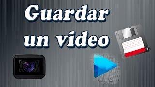 Tutorial Sony Vegas Pro 12: Cómo guardar un video (renderizar)