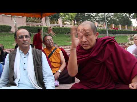 Khyentse Norbu (Dzongsar Khyentse Rinpoche) on Buddhist Pilgrimage