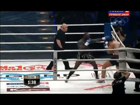Zabit Samedov vs Melvin Manhoef 08/11/2013 Zabit WIN