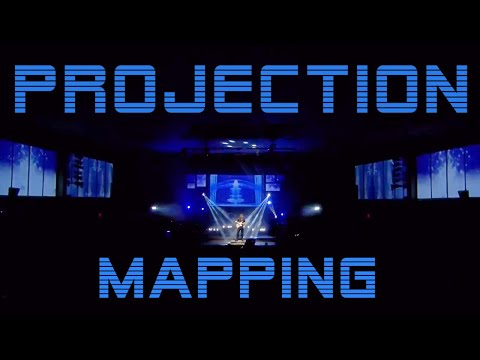 Projection Mapping by AVP