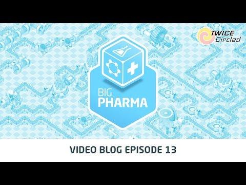 Big Pharma Vlog #13 - Entire game playthrough pt3