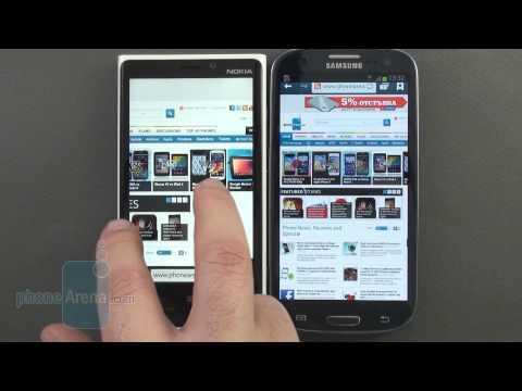 Nokia Lumia 920 vs Samsung Galaxy S III