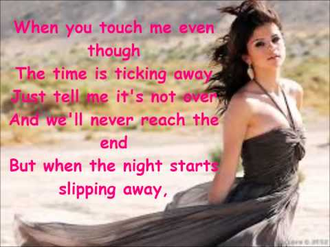 Selena Gomez - Save The Day