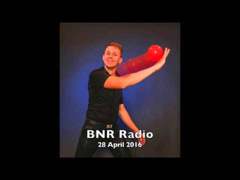 Niels Duinker interviewed by Roelof Hemmen at BNR National Radio in The Netherlands