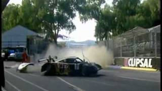 Mosler MT900 GT3 Crash
