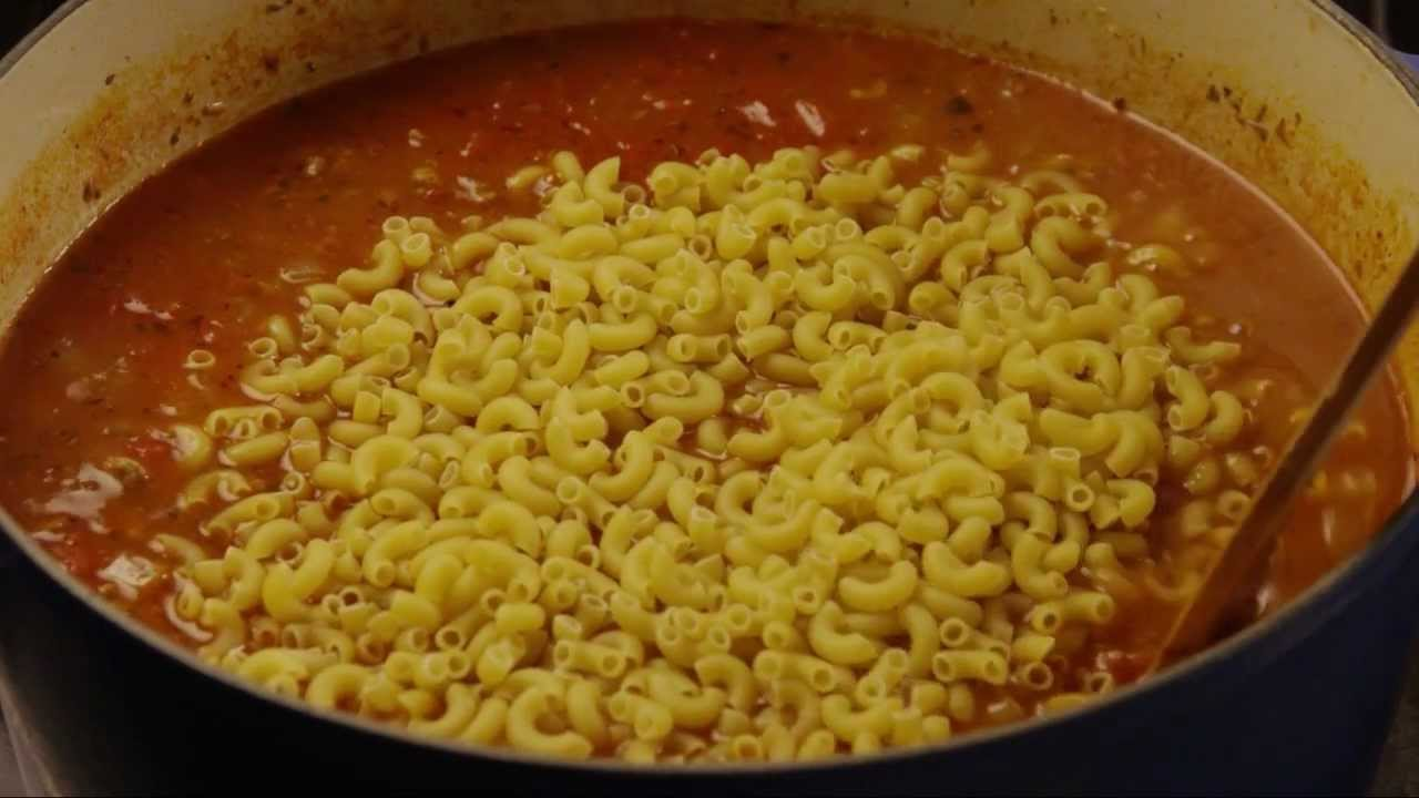 How to Make Classic Goulash - YouTube