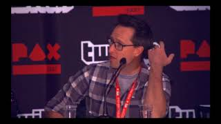 Telltale Walking Dead Panel PAX 2018