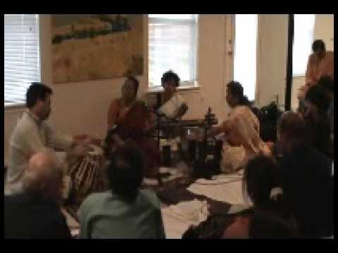 Archana Kanhere - He Surano Chandra Va - Houston, USA - 02-28-2010 Video