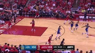 4th Quarter, One Box Video: Houston Rockets vs. Golden State Warriors