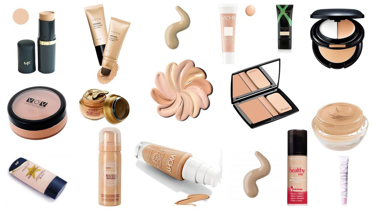 Как использовать тональный крем в макияже