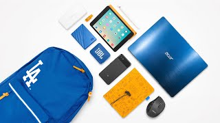 WHAT'S IN MY BUDGET SCHOOL TECH BAG 2019!