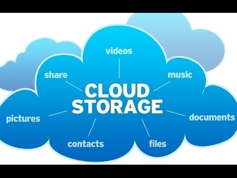 Top 10 Best free Cloud Storage Apps for Android 2014