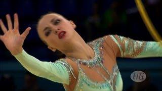 Ganna RIZATDINOVA (UKR) - Rhythmic Worlds 2013
