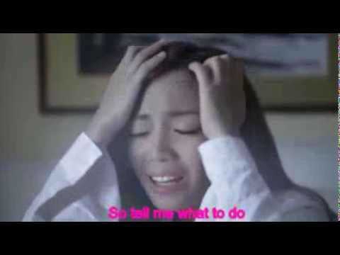 Jonalyn Viray - Help Me Get Over With Lyrics video