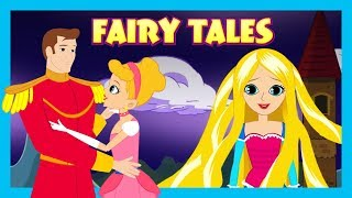 Fairy Tales | Princess Stories | Fairy Tales For Kids