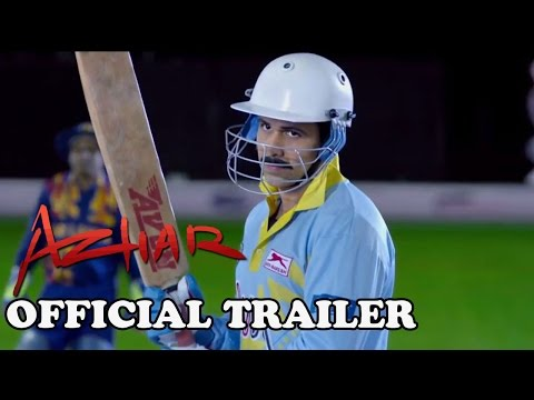 Watch Azhar (2016) Online Free Putlocker