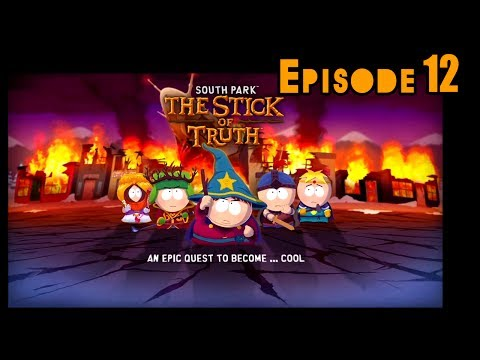 Lp | South Park The Stick Of Truth | Ep 12 - [giggling Donkey] video