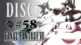 Final Fantasy VII Part 58 Let's Play   Escape from Junon   Commentary   Nintendo Switch