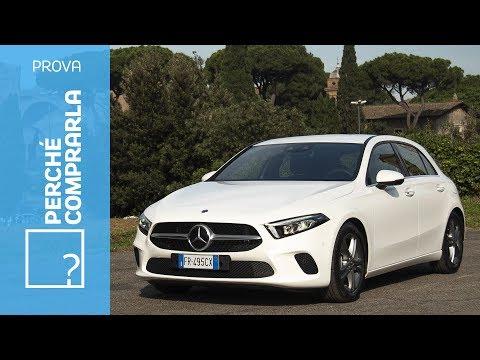 Mercedes Classe A 2018  Perché comprarla e perché no