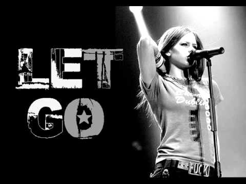 Avril Lavigne - Let Go (Unreleased Track)