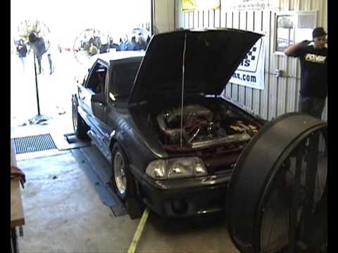 1993 mustang 302 fonse performance jan 2013